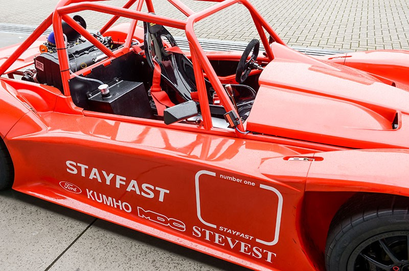 StayFast Racing fotoboek
